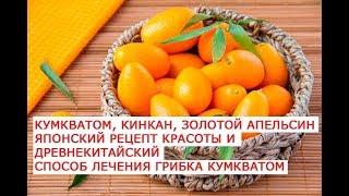 Кумкватом, кинкан, золотой апельсин. Японский рецепт красоты и лечение грибка кумкватом