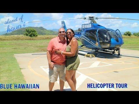 Blue Hawaiian Helicopter Tour of Kauai Island! It's Worth The Ticket!