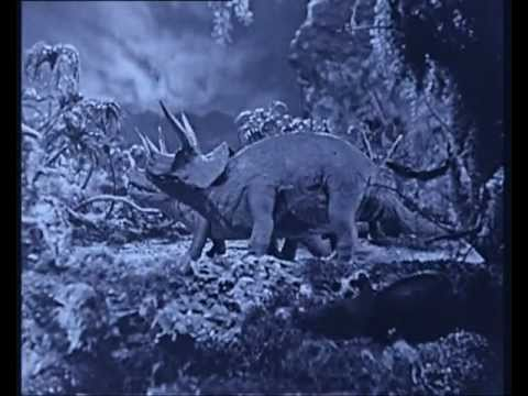 "DINOSAURS from ""THE LOST WORLD"""