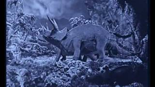 "DINOSAURS From ""The Lost World"" (1925 Film) 