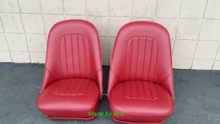 Austin Healey 3000 Seats- classic cars
