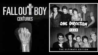 Fall Out Boy vs. One Direction - Century Clouds