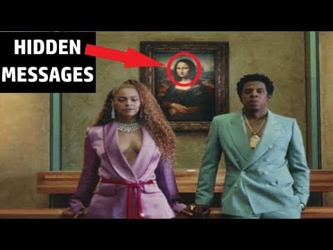 Jay-Z and Beyonce: Strange Rituals and Hidden Messages