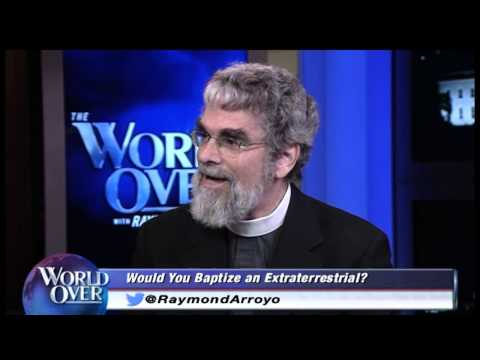World Over - 2014-09-18 – Baptizing E.T.? Vatican astronomer Br Guy Consolmagno with Raymond Arroyo
