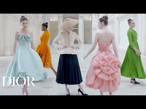 'Christian Dior, Designer of Dreams' at the Musée des Arts Décoratifs
