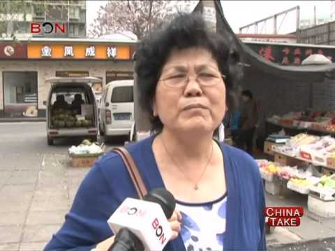 Is genetically modified food safe?  - China Take - Apr 22 ,2014 - BONTV China