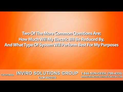 Inviro Solutions Group Residential Home Improvement Solar