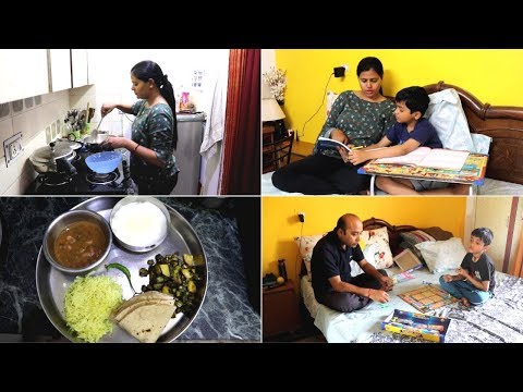 Full Day Vlog || Morning to Night Routine || Indian mom daily Routine vlog || Indian Mommy vlogger.
