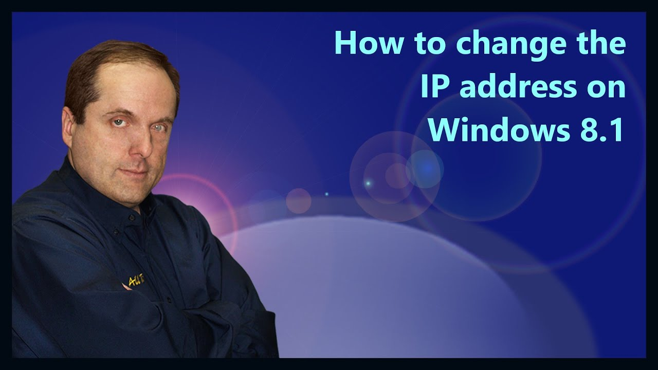 ip windows change