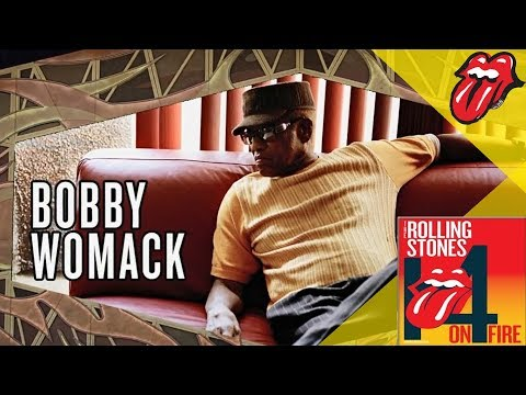 The Rolling Stones - Bobby Womack Tribute - It's All Over Now