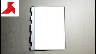 DIY - Как сделать ТЕТРАДЬ из бумаги А4 своими руками?