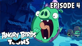 Angry Birds Toons | A Fistful of Cabbage - S3 Ep4