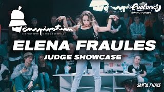 Fraules Judge Showcase. Inspiration Dance Fest