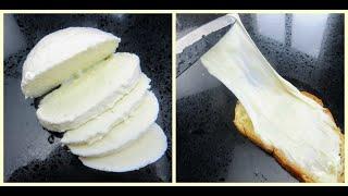Я просто взяла ДВА ингредиента и получила потрясающий сыр