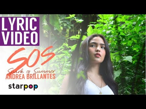 Andrea Brillantes - Spark of Summer  Lyric