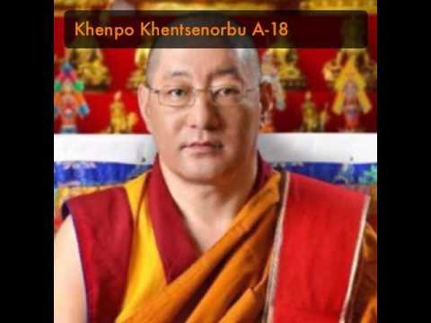 Khenpo Khentsenorbu A-18 (BuddhaHood)