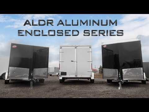 Lowest Priced Enclosed Aluminum Cargo Trailer - ACTION TRAILER SALES