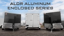 Lowest Priced Enclosed Aluminum Cargo Trailer - ACTION TRAILER SALES