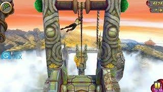 iGameMix😀TEMPLE RUN 2 Fullscreen☑️Usain Bolt New Hat Sky Summit*Gameplay For Kid#285