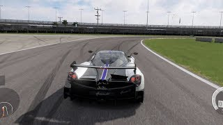 Pagani Huayra - Forza Motorsport 7 Gameplay (1080p60fps)