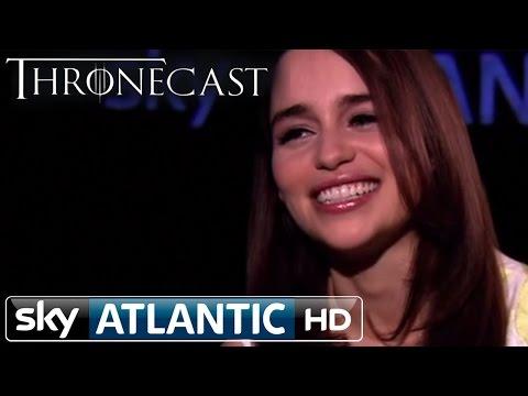 Game of Thrones: Thronecast: Uncut Emilia Clarke Interview