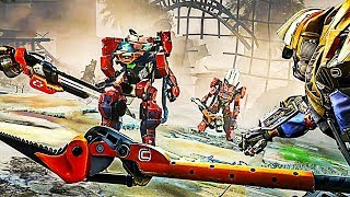THE SURGE: A Walk In the Park Teaser Trailer (2017) DLC sur PS4 / Xbox One / PC