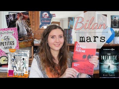 bilan mars | Marine's books