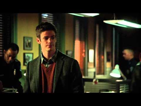 Arrow 3x08 - Laurel meets Barry Allen