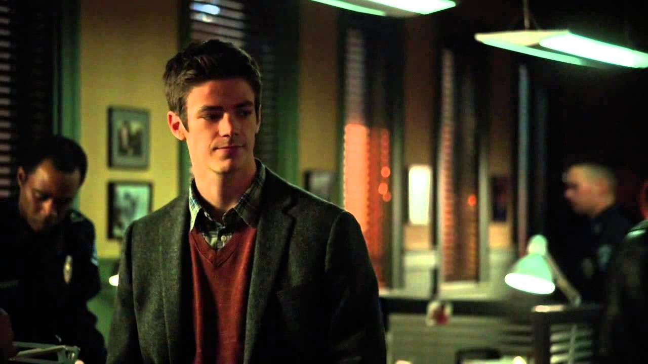 Arrow 3x08 - Laurel meets Barry Allen