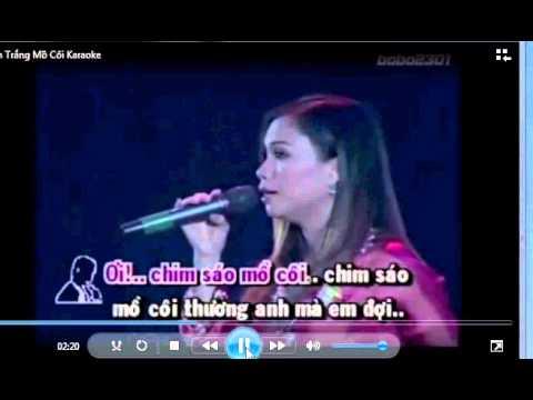 CHIM TRANG MO COI KARAOKE(moi nam)nv,giotungtang