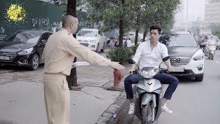Clip Hài - Troll CSGT Thanh Niên Nhận Cái Kết #CSGT #CáiKết