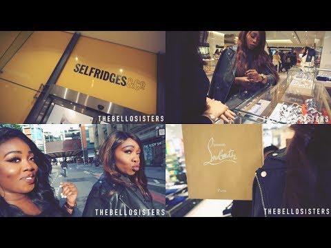 'LUXURY SHOPPING VLOG' | We Buy Louboutins!