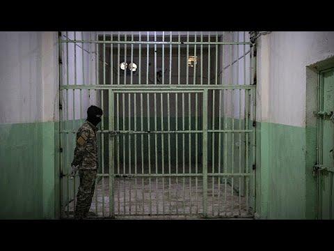 خلاف بين الولايات المتحدة وأوروبا بشان مصير الجهاديين المعتقلين في سوريا…  - 07:58-2019 / 11 / 15