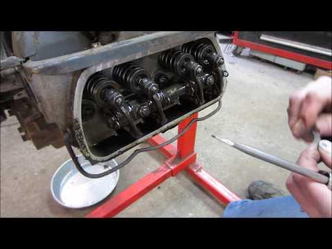will it run? barn find vw bug engine 2nd attempt.