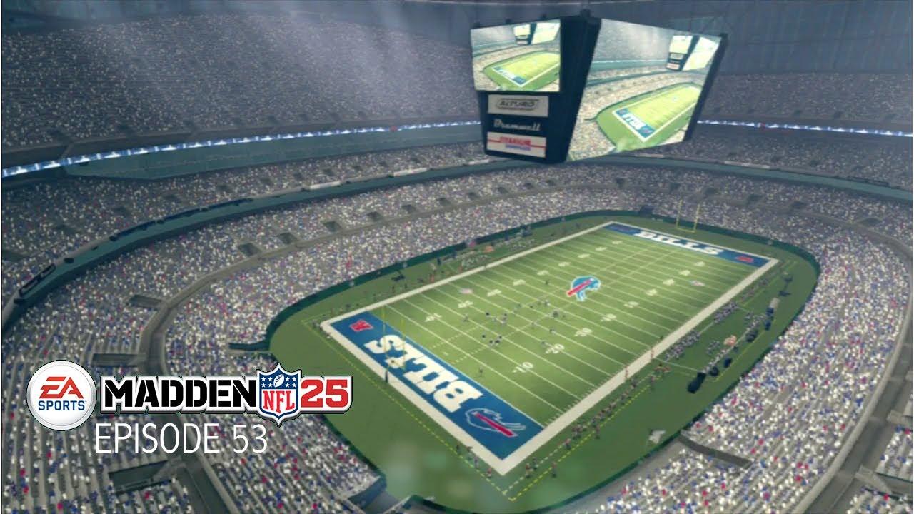 How To Build New Stadium Madden