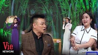 Tự Long và Ốc Thanh Vân ngẫu hứng hát quan họ cực hay khi nhìn thấy chiếc nón lá | Ký Ức Vui Vẻ