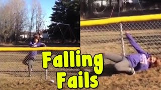 Funny People Falling Fails | Fails Compilation | Factory of Fails