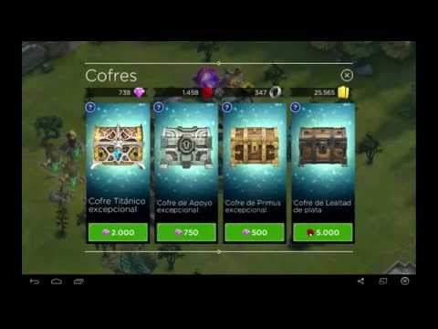 Rival kingdoms Android - Parte 2 - (Español) - Gameplay HD