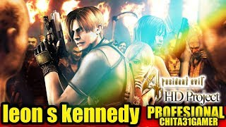 🔴 REsideNT EvIL 4 LEON S KENNEDY  CONTINUAMOS