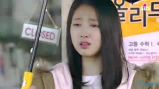 'Наследники'  Ким Тан и Чха Ын Сан 'Я просто люблю тебя'