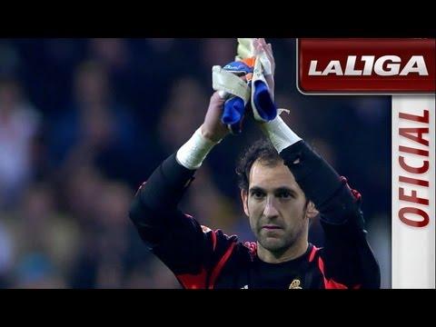 Lo mejor de Diego López Real Madrid (1-1) FC Barcelona