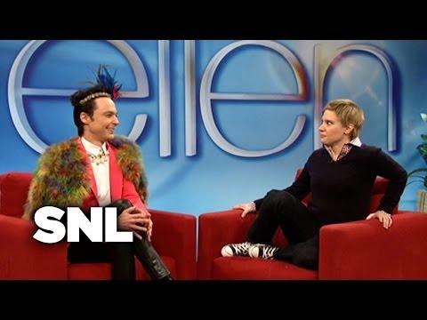 The Ellen Degeneres Show: Oscar Prank and Olympics Recap - SNL