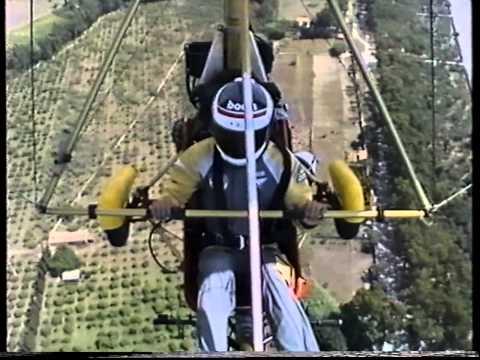 Volare Col Deltaplano A Motore