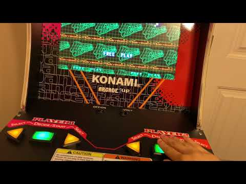 [Arcade1Up Mod] DanceDanceRevolution (cabinet only) from Giovanni Shawn