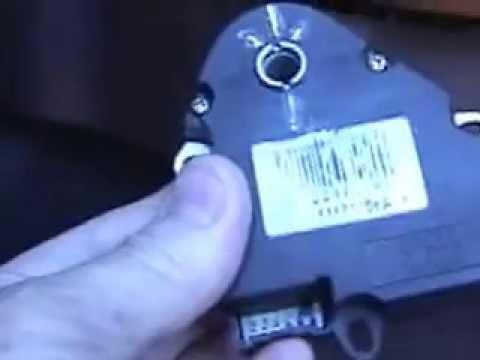 Chevy Blend Door Actuator Replacement 2006 2013 Imp