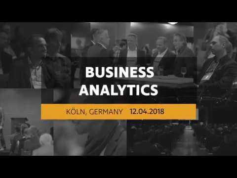 Business Analytics 2018 in Köln, Germany