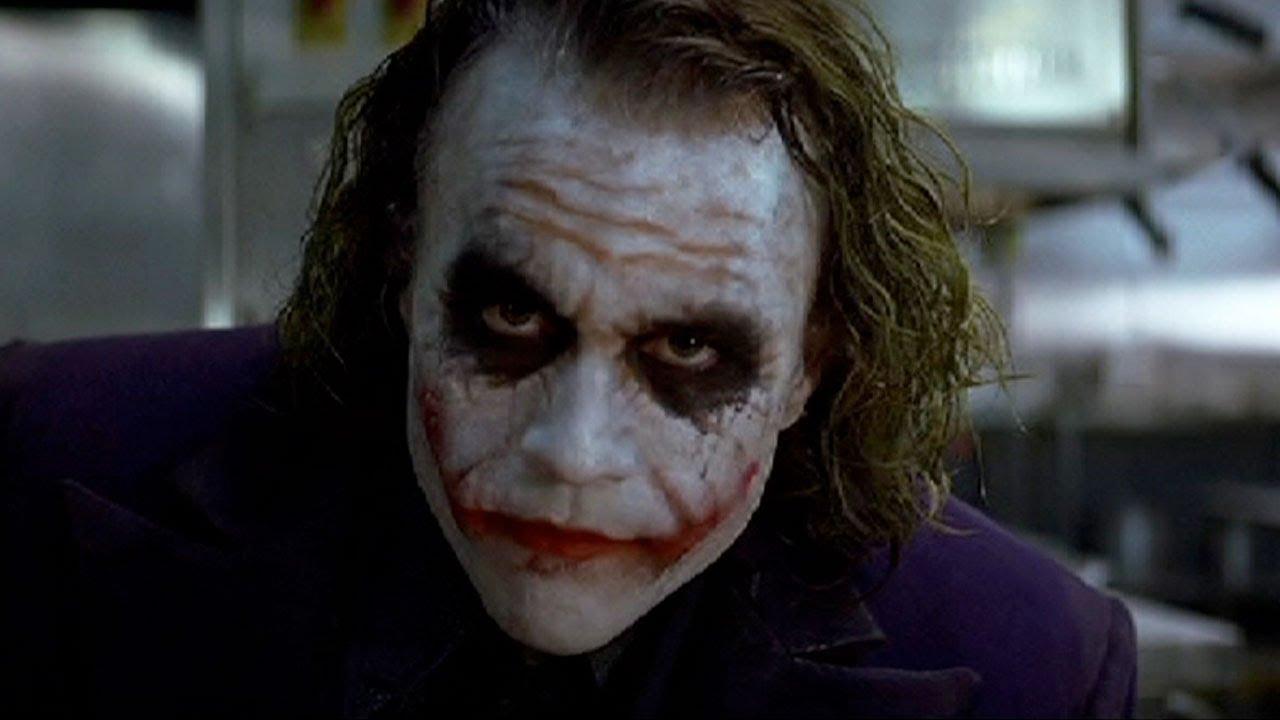 Resultado de imagen para heath ledger the joker