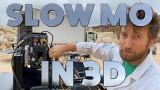 Making 3D VR Slow Mo Guys