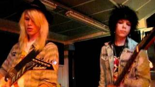 Tragic Gunns - Oriental Beat (Hanoi Rocks cover)