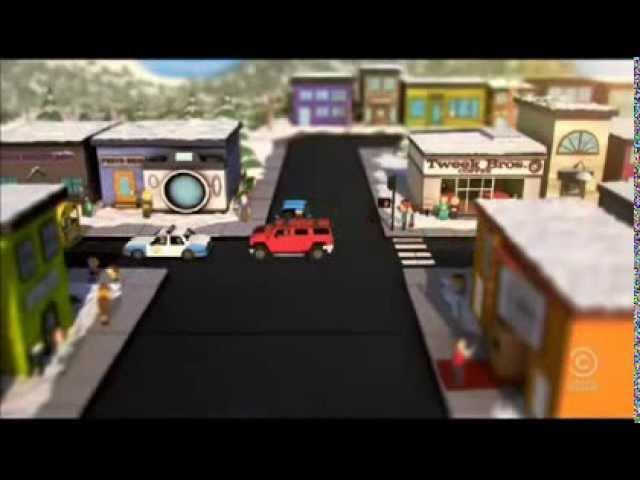 South Park trailer stream